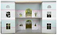 ЯиГрушка набор для интерьера Обои и ламинат для дома с черепичной крышей 59505