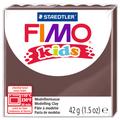Полимерная глина FIMO kids 42 г коричневый (8030-7)