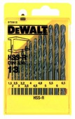 набор сверл DeWALT DT5912-QZ,13 шт.