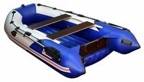 Надувная лодка HUNTERBOAT Стелс 315
