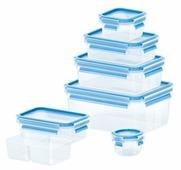 EMSA Набор контейнеров CLIP & CLOSE из 7 предметов 515562