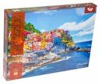 Пазл Danko Toys Город на горе (C1500-02-05), 1500 дет.