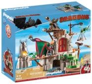 Набор с элементами конструктора Playmobil Dragons 9243 Олух