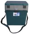 Ящик для рыбалки HELIOS Ящик-М двухсекционный 36х23х39см
