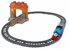 "Fisher-Price Стартовый набор ""Станция"", серия TrackMaster, DFM49"