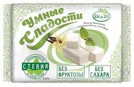 Пастила Умные сладости с ароматом ванили, со стевией 160 г