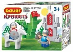 Конструктор Bauer Крепость 461 Всадник и дракон