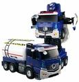 Робот-трансформер Jia Qi Troopers Velocity Бензовоз