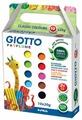 Пластилин GIOTTO Patplume 10 цветов по 20 г (512900)