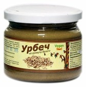 Vegan food Урбеч из кунжута белого