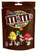 Драже M&M's Milk Chocolate с молочным шоколадом