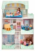 """PAREMO кукольный домик """"Вивьен Бэль"""" (с мебелью) PD318-09"""