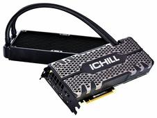Видеокарта Inno3D GeForce RTX 2080 Ti PCI-E 3.0 11264MB 352 bit HDMI HDCP IChill Black