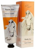 Крем для рук Farmstay Visible difference Horse oil