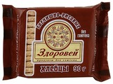 Хлебцы гречишно-рисовые Здоровей 90 г