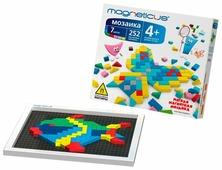 Игрушка MAGNETICUS Мозаика 252 элемента/7 цветов/20 этюдов [MM-0250]