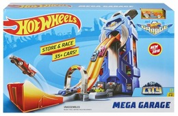 Трек Hot Wheels City Mega Garage FTB68