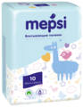 Одноразовые пеленки Mepsi 60х60