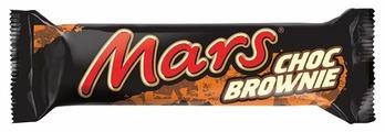 Батончик Mars Choc Brownie, 40 г