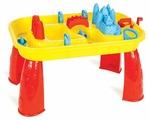 Песочница-столик pilsan Игровой стол с водой и песком (06-307)