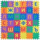 Коврик-пазл Funkids Алфавит-3 (KB-001-36-NT)