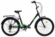 Подростковый городской велосипед Аист Smart 24 2.1 (2017)