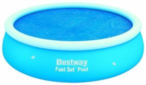 Плавающее покрывало Bestway 58060 2.1 м
