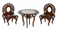 ЯиГрушка Стол и два стула Одним прекрасным утром (59406)