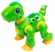 Интерактивная игрушка робот CS Toys Динозаврик