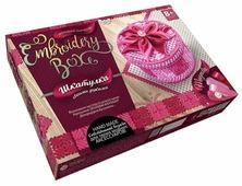 Danko Toys Набор для вышивания Embroidery Box Шкатулка Набор 1 (EMB-01-01)