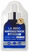 La Miso ампульная маска с гиалуроновой кислотой