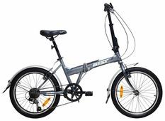 Городской велосипед Аист Compact 1.0 (2017)