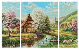 "Schipper Картина по номерам ""Страна идиллия"" 50х80 см (9260664)"