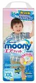 Moony трусики Man для мальчиков (13-25 кг) 26 шт.