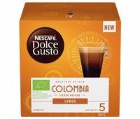 Кофе в капсулах Nescafe Dolce Gusto Colombia (12 капс.)