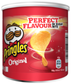 Чипсы Pringles картофельные Original