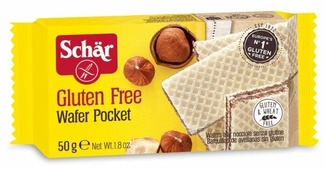 Вафли Schar Wafer Pocket без глютена 50 г