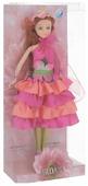 Кукла Belly Цветочная принцесса в ярко-розовом, 30 см, 0911BD