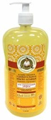 Хозяйственное мыло Рецепты бабушки Агафьи жидкое лимонно-горчичное для генеральной уборки