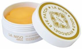 La Miso Гидрогелевые патчи с частицами золота для кожи вокруг глаз