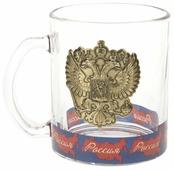 """Polystar collection Кружка """"Россия"""" 335 мл (подарочная упаковка)"""