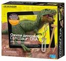 Набор для раскопок 4M Оживи динозавра. ДНК Тираннозавра