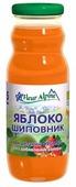 Сок Fleur Alpine Яблочно-шиповниковый, с 5 месяцев