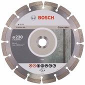 Диск алмазный отрезной 230x2.3x22.23 BOSCH Standard for Concrete 2608602200