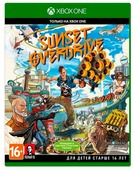 Microsoft Sunset Overdrive