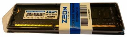 Оперативная память 8 ГБ 1 шт. ZEON D316NHV1-8