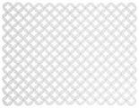 Подложка для раковины Umbra Meridian 41.4х31.4х0.3см