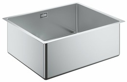 Врезная кухонная мойка Grohe K700U 31574SD0 54х44см нержавеющая сталь