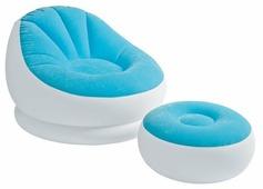 Надувное кресло Intex Cafe Chaise Chair