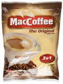 Растворимый кофе MacCoffee The Original 3 в 1, в пакетиках